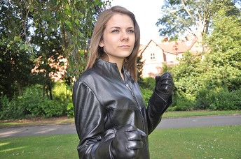 Girl-leather-gloves-fist